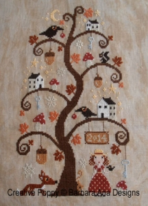 Barbara Ana Designs - Autumn Tree