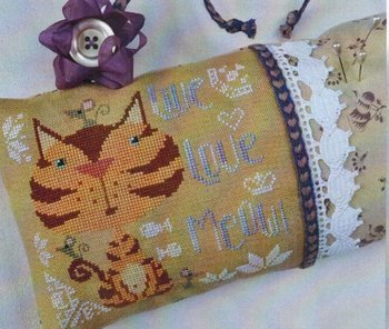 Barbara Ana Designs - Live, Love, Meow
