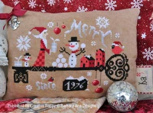 Barbara Ana Designs - Merry (Since...)