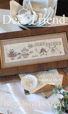 Blackbird Designs - Dear Friend (Reward of Merit)