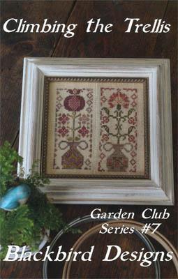 Blackbird designs garden club series 7 climbing the for Garden club book by blackbird designs