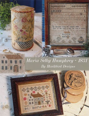 Blackbird Designs - Maria Selby Humphrey 1831