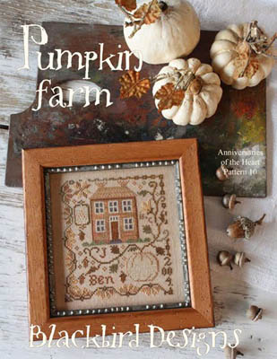 Blackbird Designs - Pumpkin Farm - Anniversaries of the Heart #10