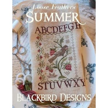 Blackbird Designs - Summer - Loose Feathers #41