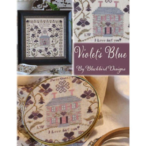 Blackbird Designs - Violet's Blue