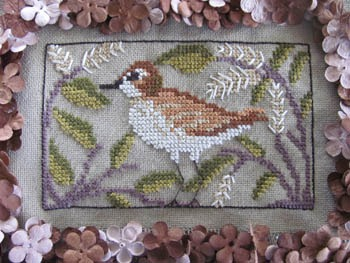 By the Bay Needleart - Birds of a Funky Feather - Part 12