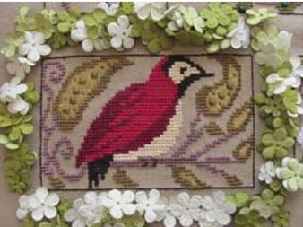 By the Bay Needleart - Birds of a Funky Feather - Part 6