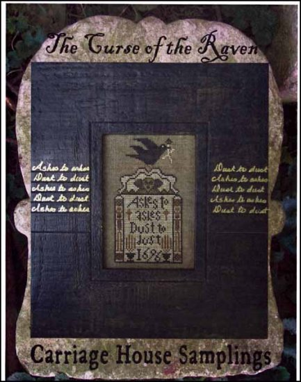 Carriage House Samplings - Curse of the Raven