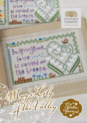 Cottage Garden Samplings - May's Lily of the Valley - My Garden Journal