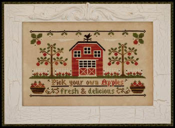 Country Cottage Needleworks - Apple Orchard