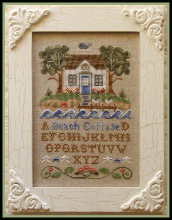 Country Cottage Needleworks - Beach Cottage