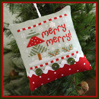 Country Cottage Needleworks - Classic Collection #10 - Merry Merry!