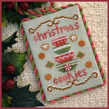 Country Cottage Needleworks - Classic Collection #4 - Christmas Cookies