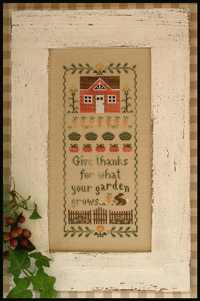 Country Cottage Needleworks - Harvest Blessing