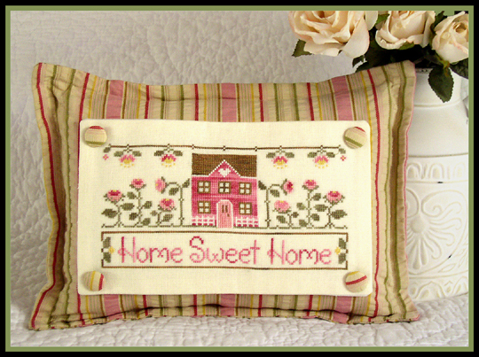 Country Cottage Needleworks - Home Sweet Home