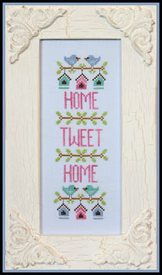 Country Cottage Needleworks - Home Tweet Home