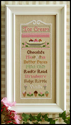 Country Cottage Needleworks - Ice Cream Sundae