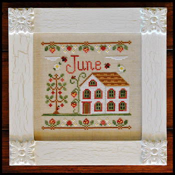 Country Cottage Needleworks - June Cottage of the Month