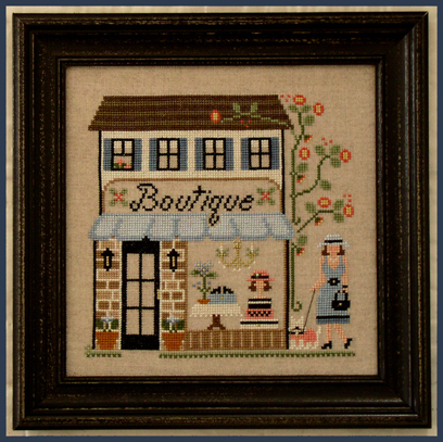 Country Cottage Needleworks - La Boutique