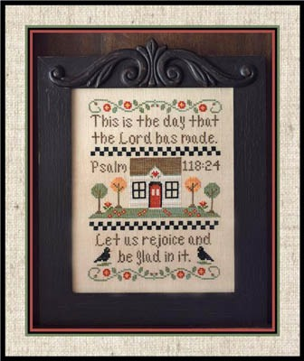Country Cottage Needleworks - Let Us Rejoice