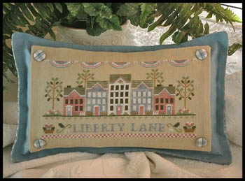 Country Cottage Needleworks - Liberty Lane
