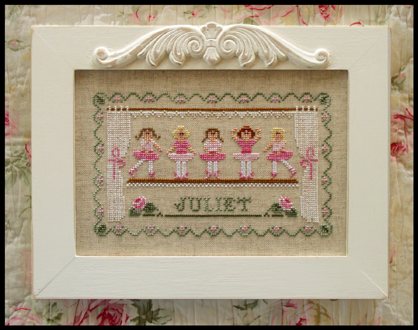 Country Cottage Needleworks - Little Ballerinas