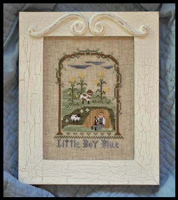 Country Cottage Needleworks - Little Boy Blue