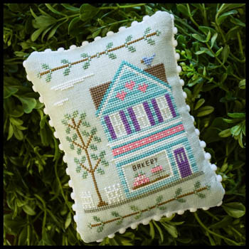 Country Cottage Needleworks - Main Street Part 10 - The Bakery
