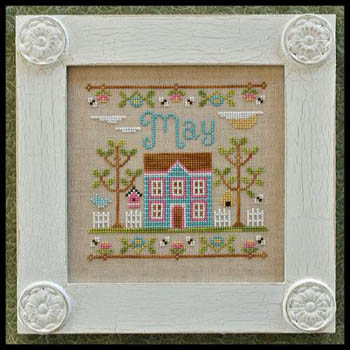 Country Cottage Needleworks - May Cottage of the Month