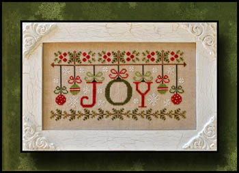 Country Cottage Needleworks - Ornamental Joy