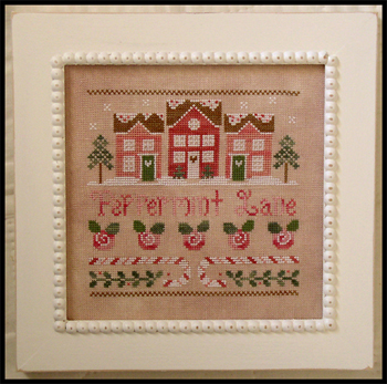Country Cottage Needleworks - Peppermint Lane