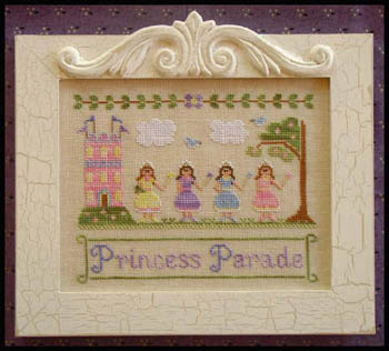 Country Cottage Needleworks - Princess Parade