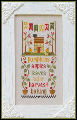 Country Cottage Needleworks - Seasonal Celebrations - Autumn