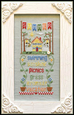 Country Cottage Needleworks - Seasonal Celebrations - Summer