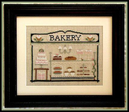 Country Cottage Needleworks - The Bakery