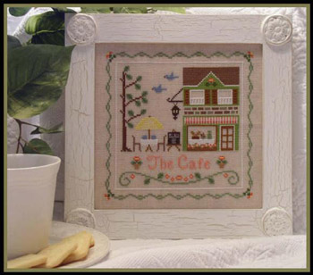 Country Cottage Needleworks - The Cafe