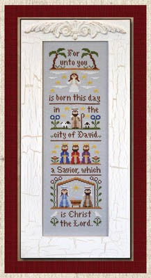Country Cottage Needleworks - The Nativity