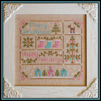 Country Cottage Needleworks - Vintage Christmas