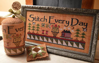 Hands on Designs - Stitch Every Day