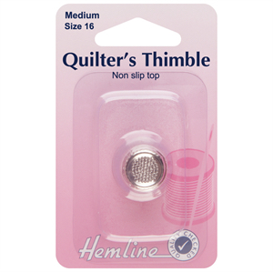 Quilter's Thimble - Medium
