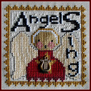 Hinzeit - Angels Sing (with charms)