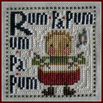 Hinzeit - Rum Pa Pum (with charms)