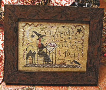 Homespun Elegance - Witches Stitch Too!