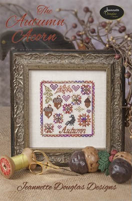 Jeannette Douglas Designs - The Autumn Acorn