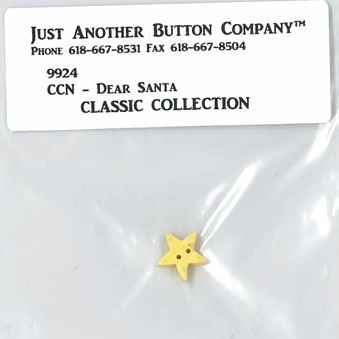 Classic Collection #2 - Dear Santa button pack