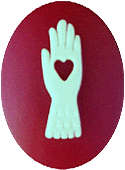Heart in Hand Needleminder