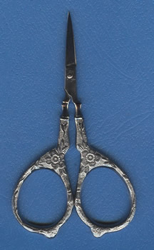 Kelmscott Designs - Tudor Rose Scissors