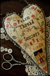 Little House Needleworks - A Stitcher's Heart