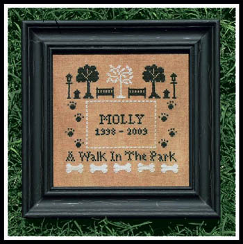 Little House Needleworks - A Walk in the Park