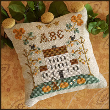 Little House Needleworks - ABC Samplers #1 - ABC